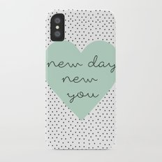 new you Slim Case iPhone X