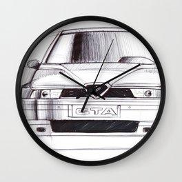 Alfa Romeo 155 GTA Wall Clock
