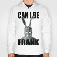 frank Hoodies featuring Frank by Iamzombieteeth Clothing