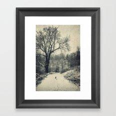 The Stroll Framed Art Print