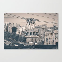 Roosevelt Island Tram Canvas Print