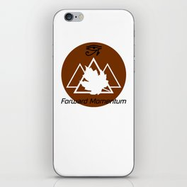 Miles Vorkosigan - Dendarii Mercenary iPhone Skin