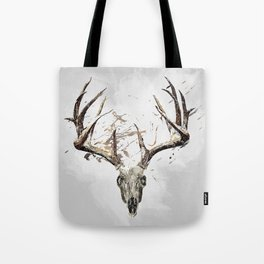 King of the Forrest - Trophy Buck - Deer Tote Bag