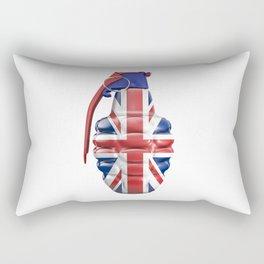 British grenade Rectangular Pillow