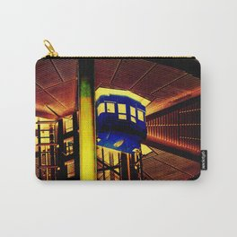 Space Needle Elevator Carry-All Pouch