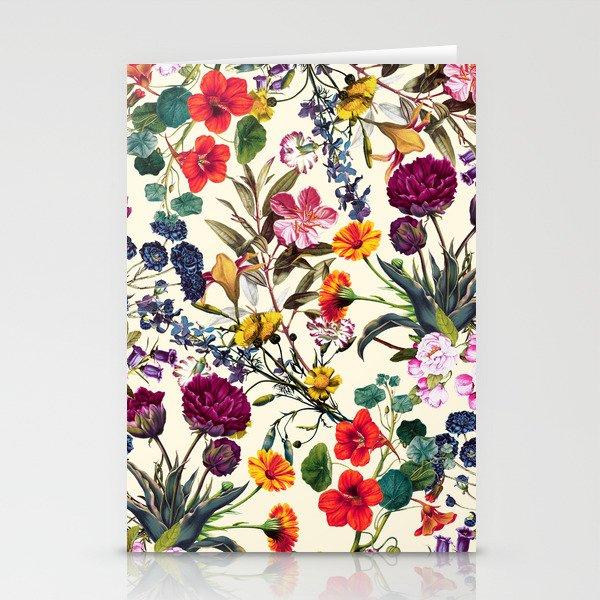 Magical Garden V Stationery Cards