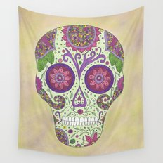Day of the Dead Wall Tapestry