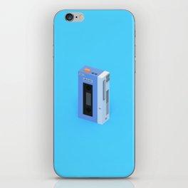The Walkman iPhone Skin