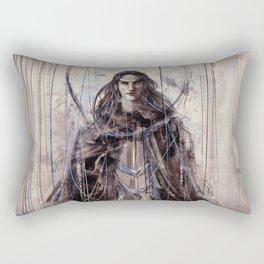 The Valiant Rectangular Pillow
