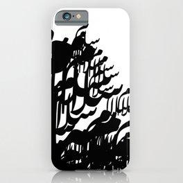 Arabic Calligraphy Peace  iPhone Case