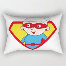 Super Grandma 3 Rectangular Pillow