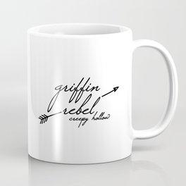Griffin Rebel Coffee Mug