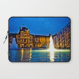 Palais du Louvre II Laptop Sleeve