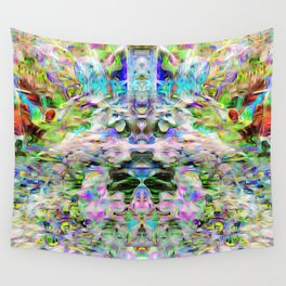 Adam and Eve Wall Tapestry