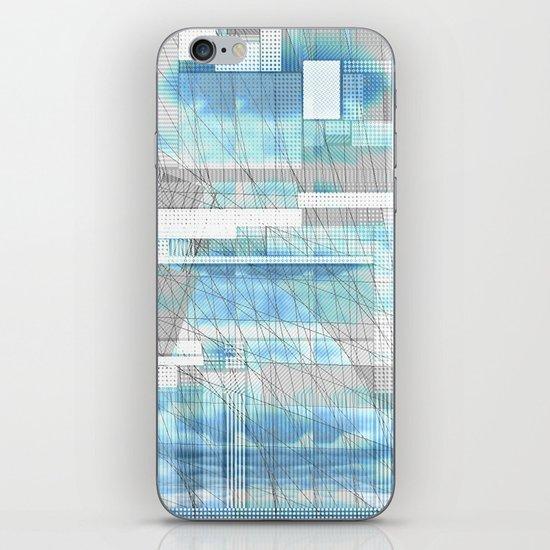 Sky Scraped iPhone & iPod Skin