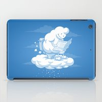 snowflake iPad Cases featuring Snowflake by Murat Özkan