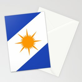 flag of tocantins Stationery Cards