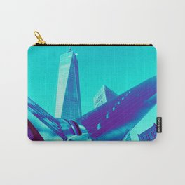 The Oculus and One World Trade Center Carry-All Pouch