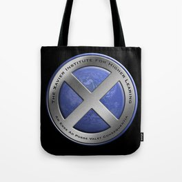 X-Men: First Class: Xavier Institute For Higher Learning Tote Bag