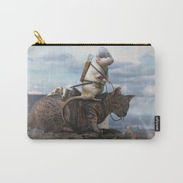 The Dragon Hunter Carry-All Pouch
