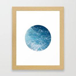 Water 1 Framed Art Print