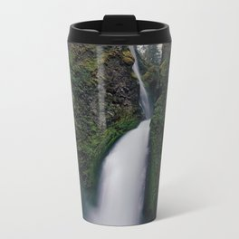 Wahclella Falls Metal Travel Mug
