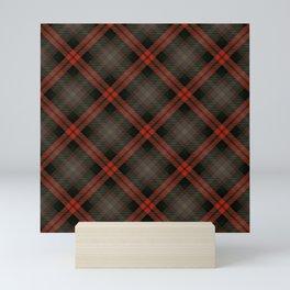 Scottish tartan #38 Mini Art Print