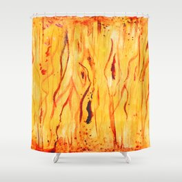 Wood You Kindly Shower Curtain
