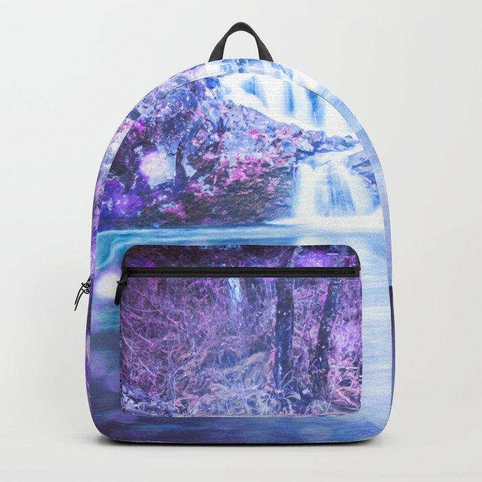 Mermaid Waterfall Backpack