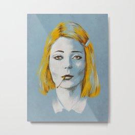 Margot Metal Print