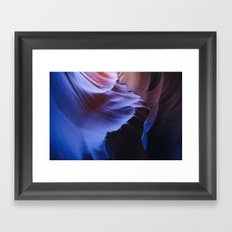 Colors of the Canyon Framed Art Print