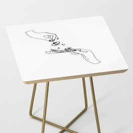 How to roll up your sadness? Side Table