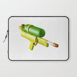 Water Gun Laptop Sleeve