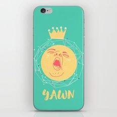 YAWN iPhone & iPod Skin