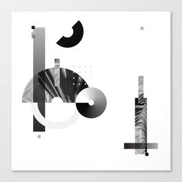 Minimal balance exploration 1 Canvas Print