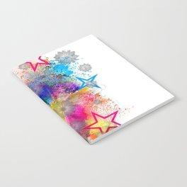 Color blobs by Nico Bielow Notebook