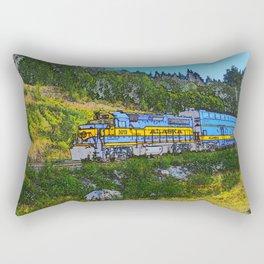 Chugach Explorer Rectangular Pillow