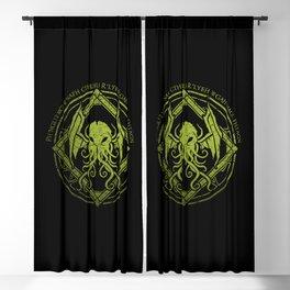 Cthulhu - chant design Blackout Curtain