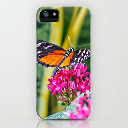 Pretty On Pink iPhone Case