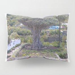 el Drago Teneriffa  (A7 B0101) Pillow Sham