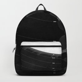 The Worlds (Black) Backpack