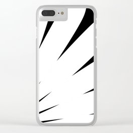 Wither Clear iPhone Case
