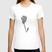 magnolia T-shirts featuring Magnolia by Soldiers in Petticoats Press