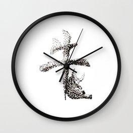 The Zodiac 12 - Ox Wall Clock