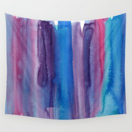 Brushed Watercolor Wall Tapestry