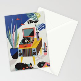 Chill out Saturday Stationery Cards