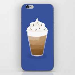 Hot Chocolat - Chocolat chaud iPhone Skin