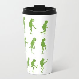 Ministry of Silly Muppet Walks Travel Mug