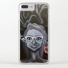 Parallel Universe Clear iPhone Case