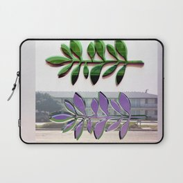 Leaf Projection Screen #8 [Cecilia Lee] Laptop Sleeve